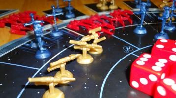 Star Wars Risk Rebel Ships Dice