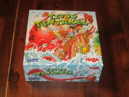 Titus Tentacle box