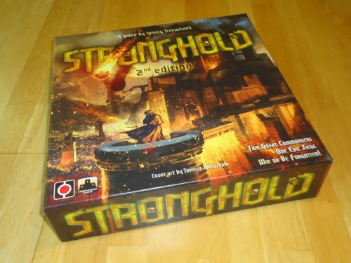 Stronghold Box