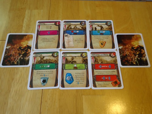 Stronghold Cards 3