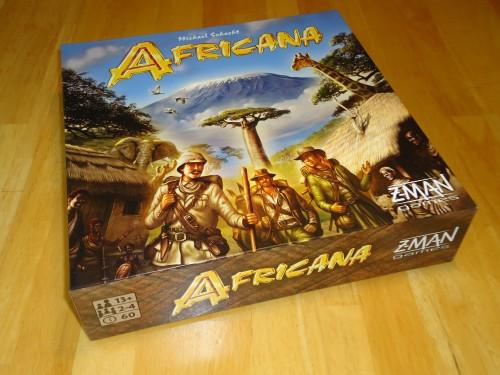 Africana Box