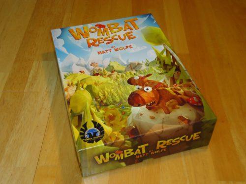 Wombat Rescue Box