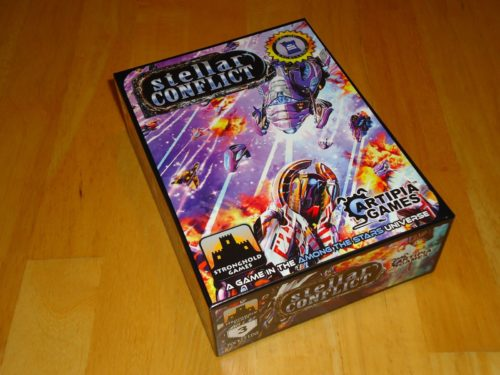 Stellar Conflict - Box