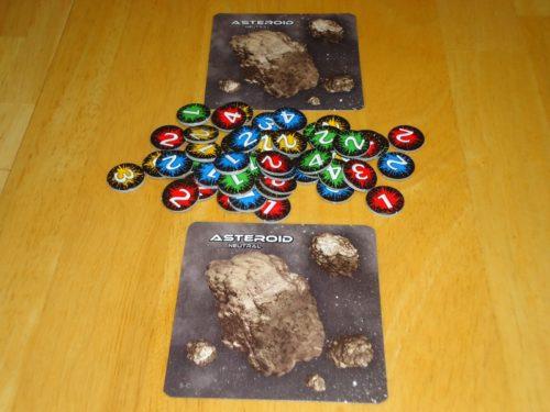 Stellar Conflict - Asteroids