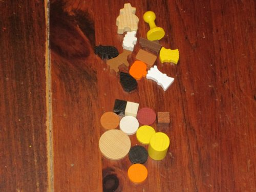Agricola bits new and old