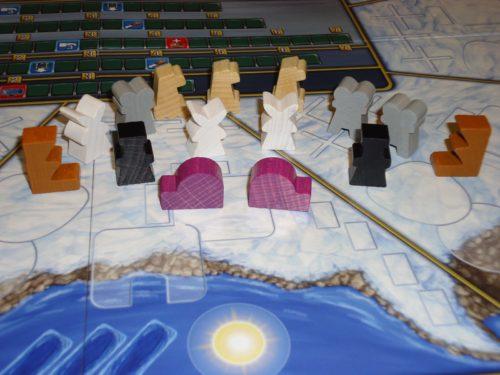 Antarctica Structures
