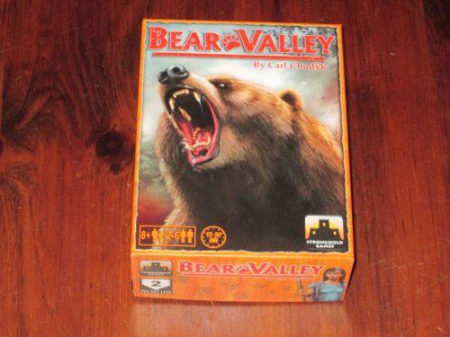 Bear Valley box