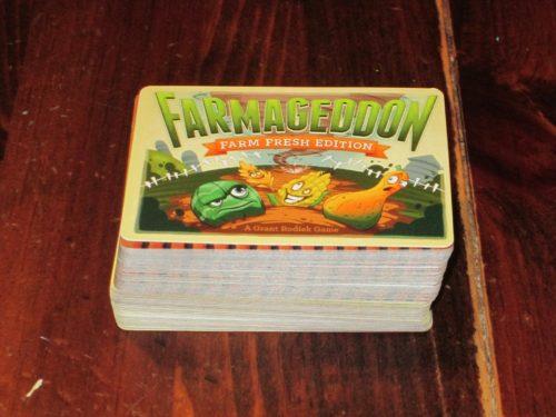 Farmageddon prototype deck