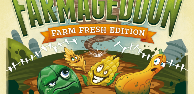 The Secret Life of Farmers (an interview with Grant Rodiek, designer of Farmageddon: Farm Fresh Edition)
