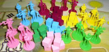 Snowdonia Player Pieces