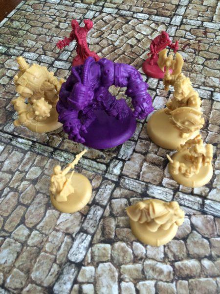 The Undercity - Battle