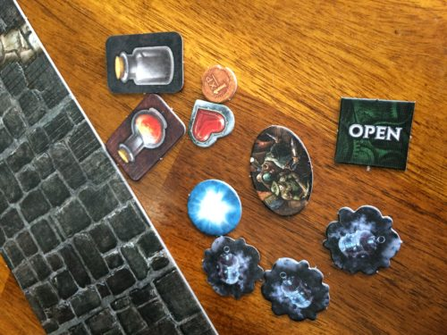 The Undercity - Tokens
