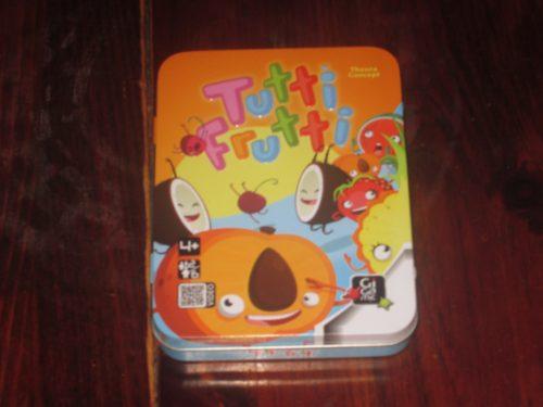 Tutti Frutti box