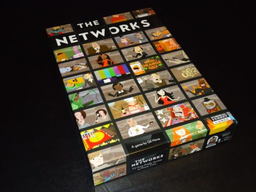 The Networks - Box