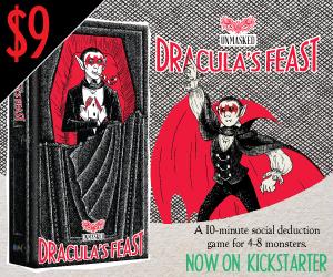 Dracula's Feast Kickstarter