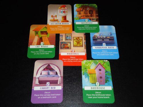 Dream Home: Decor Cards