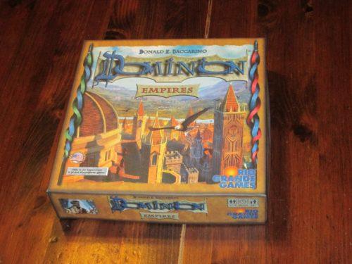 Dominion Empires box