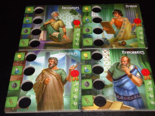 Legendary Inventors - Greek Team