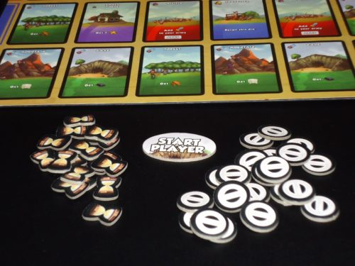 Dice City Tokens