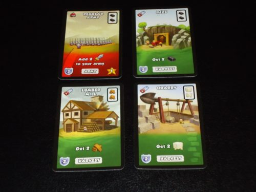 Dice City Cards 2