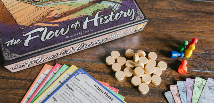 Review: The Flow of History