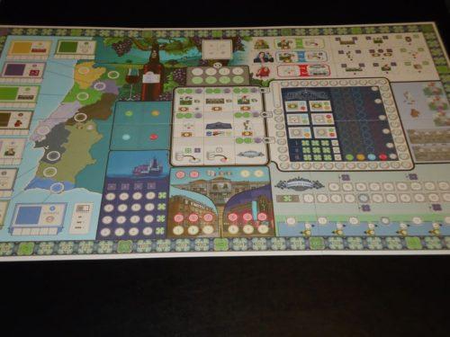 Vinhos Deluxe 2010 Board
