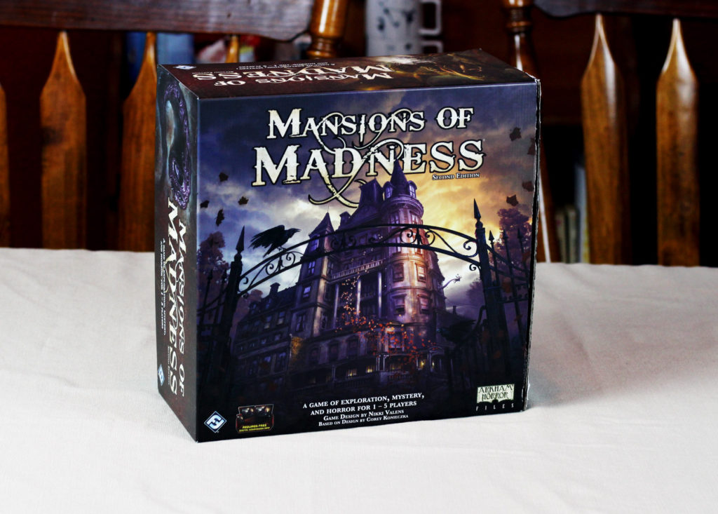 Review: Mansions of Madness (2nd Edition)