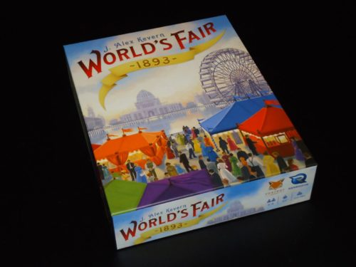 World's Fair 1893 - Box