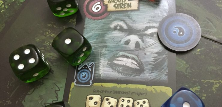 Review: Ancient Terrible Things