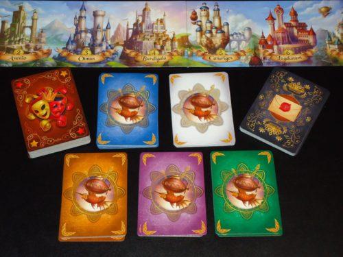 Histrio: Card Backs