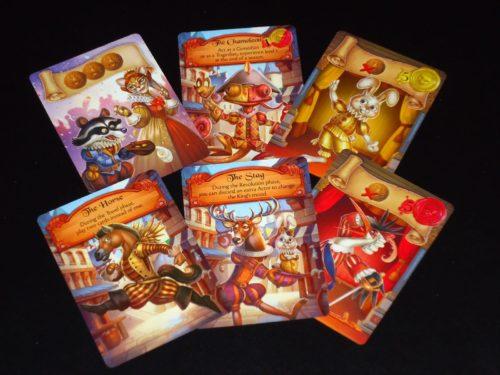 Histrio: Assorted Cards