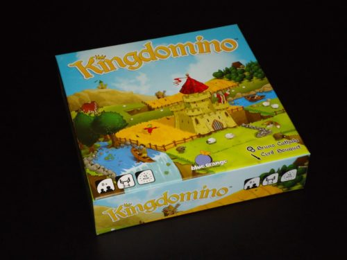 Kingdomino- Box