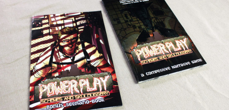 Review: Power Play