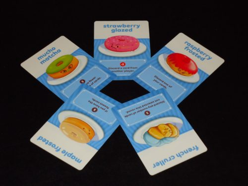 Go Nuts for Donuts - 5p Game Cards