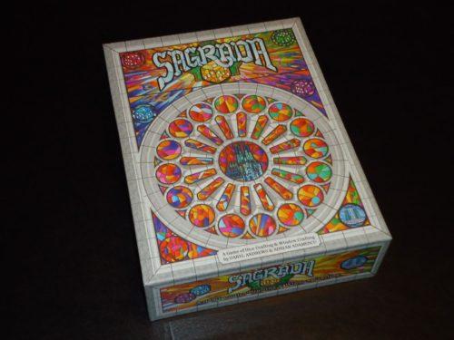 Sagrada - Box