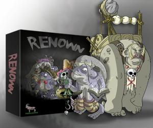 Renown on Kickstarter