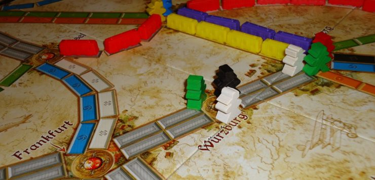 Review: Ticket to Ride Germany