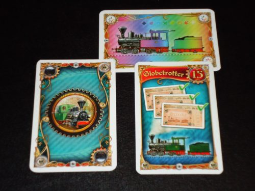 Ticket to Ride Germany - Cards 2