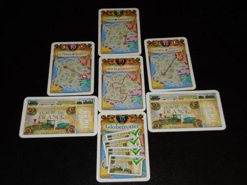 TTR France - France Cards