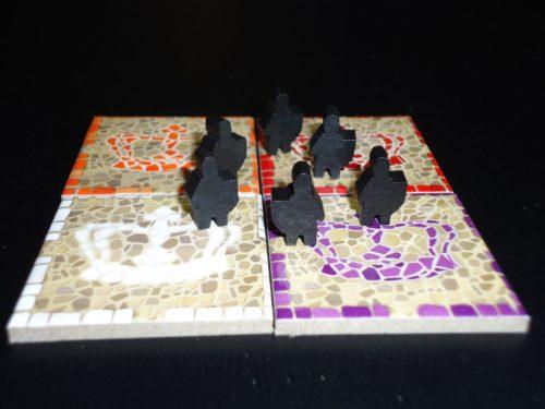 Queendomino - Knights