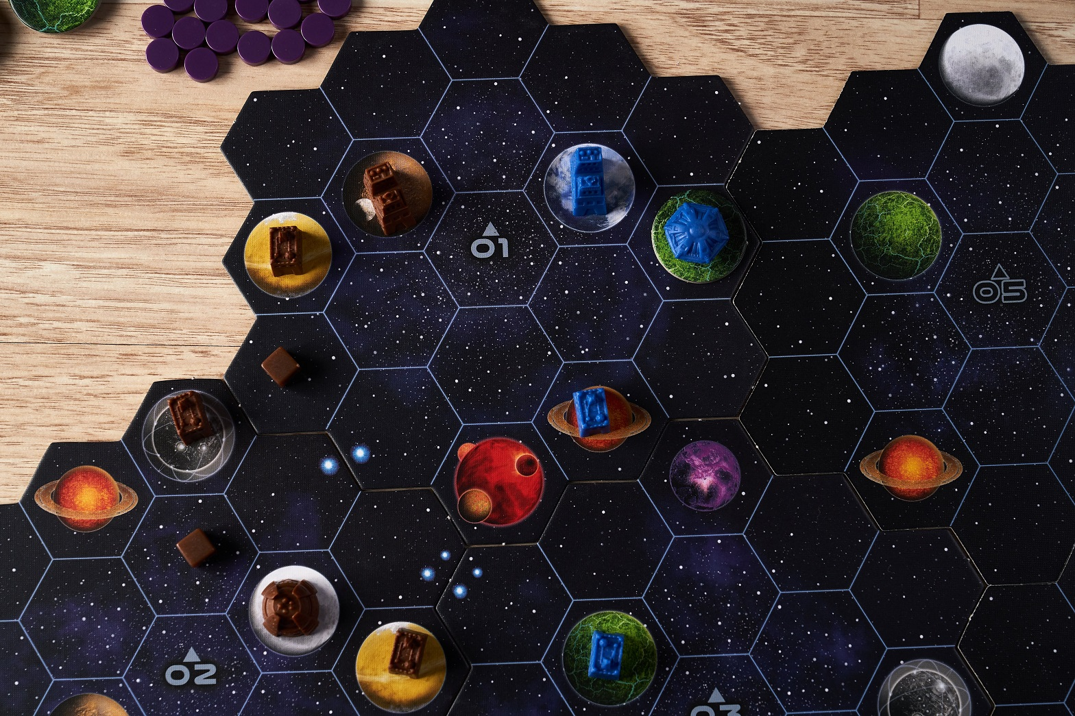 gaia project Z-man games have just announced the details for a gaia project solo mode in gaia project, up to four players control alien factions, and try to claim planets across the galaxy.