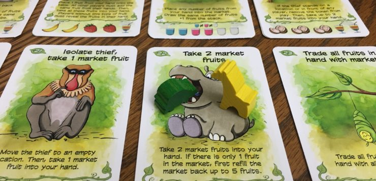 Review: Fabled Fruit