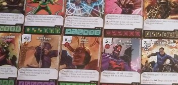 Assemble Everybody! (A Review of Marvel Dice Masters)