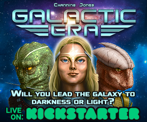 Galactic Era on Kickstarter